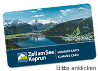 Appartement Haus Elise in Zell am See mit Sommercard