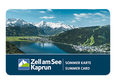 Haus Elise Zell am See - Sommercard