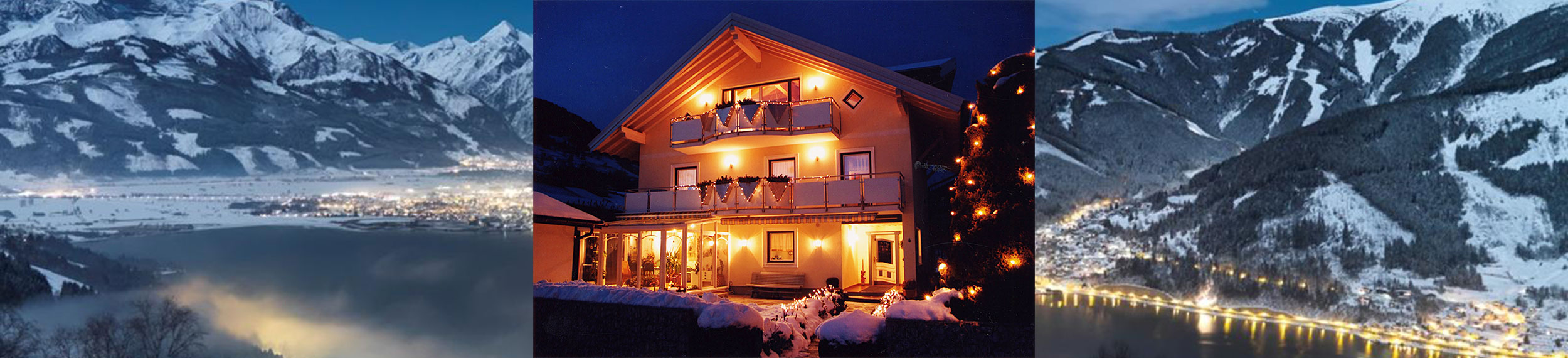 Appartement Haus Elise in Zell am See